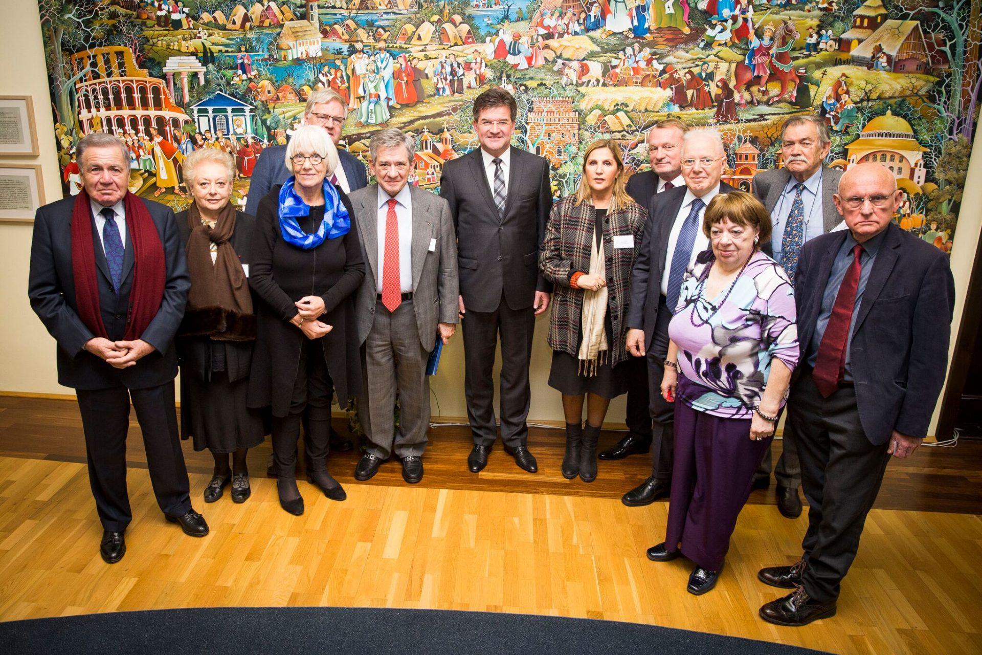 2016 FMA Visit to Slovakia
