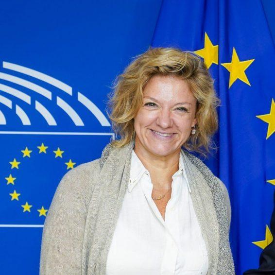 David SASSOLI - EP President meets with Monica FRASSONI