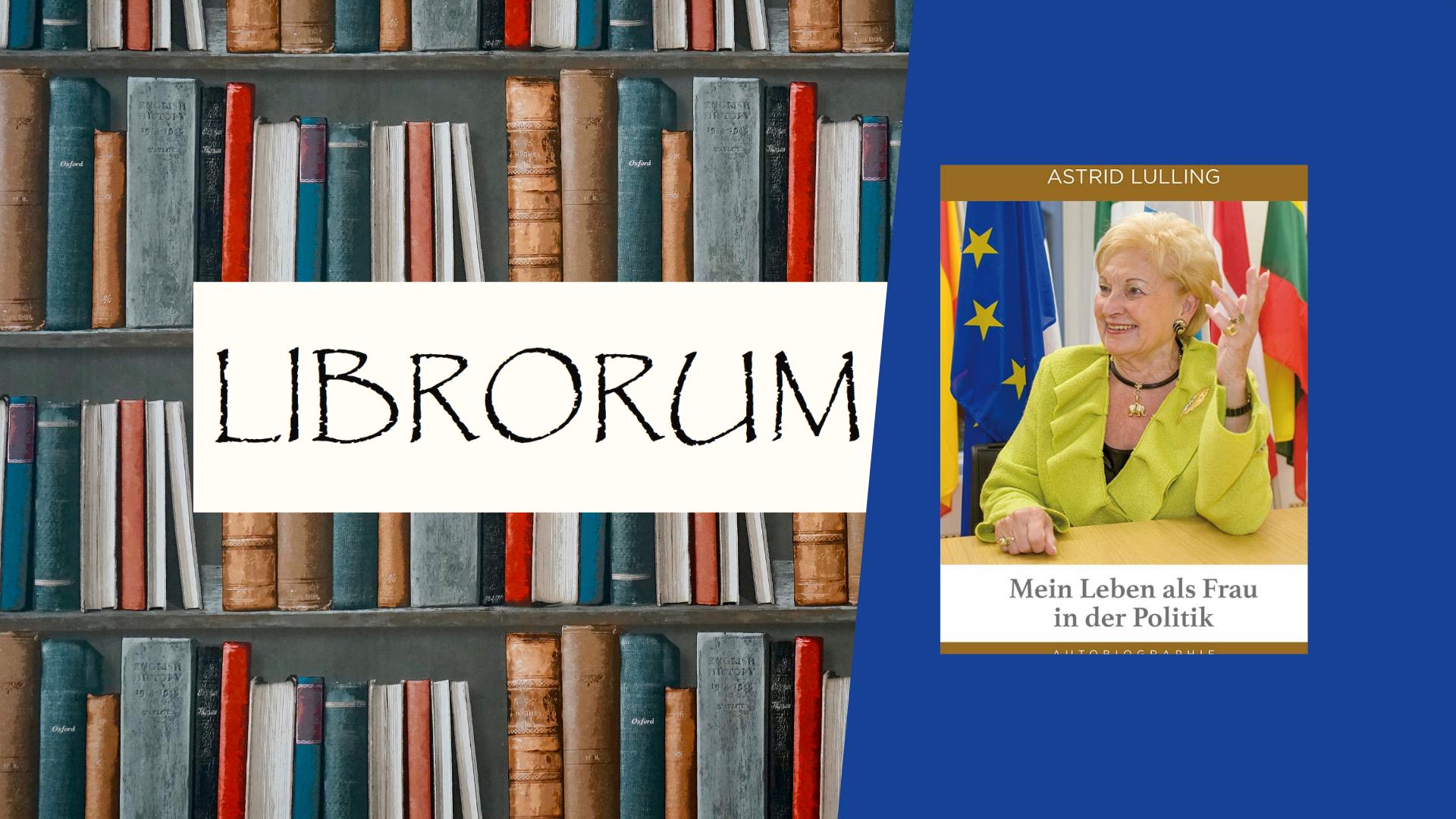 'Mein Leben als Frau in der Politik' par Astrid Lulling